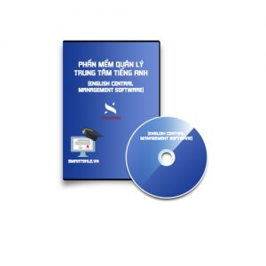 Phần mềm quản lý trung tâm Tiếng Anh